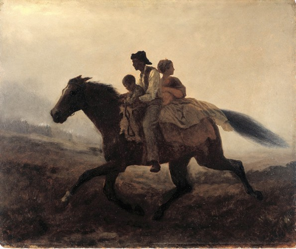 A ride for Liberty